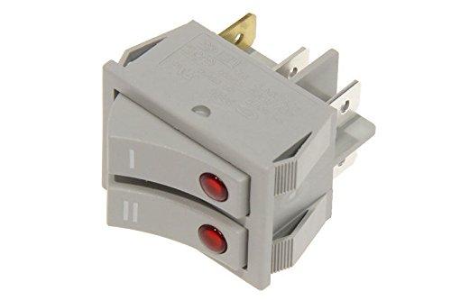 DeLonghi Interruptor Doble Radiador Aceite trsw kh77H19H25H29kh590Trn TRS
