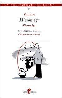 Micromega. Testo francese a fronte