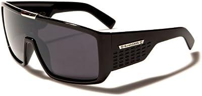 Biohazard Gafas de sol con funda de gafas-Deportes-Ciclismo-Esquí-Correr-Conducción (con funda de gafas/Vault)