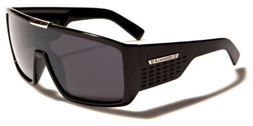 Biohazard Gafas de Sol (Unisex) UV400 (UVA UVB) Con Funda ...