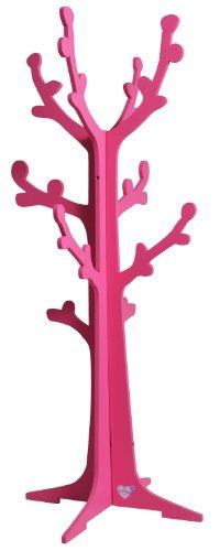 DOMIVA Arbre Portant Cerisier Fuchsia 120 cm