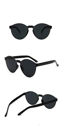 b5b68caa32 Fliegend Gafas de Sol Polarizadas Transparentes Hombre Mujer Gafas Vintage  Retro Unisex UV400 Gafas de Sol