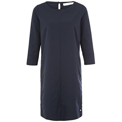 Deik&Dunes Jenne - Kleid in Reisequalität in Marineblau, Größe XL