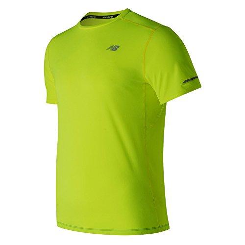 New Balance - Maglietta sportiva -  uomo giallo