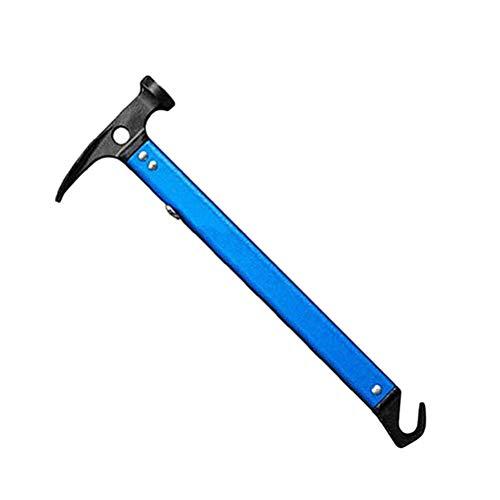 OUNONA Outdoor Hammer Haken Campinghammer Zelthammer Kl… | 00746551254195