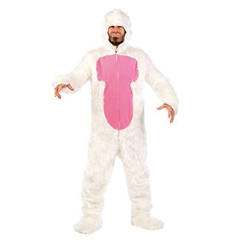 Limit Sport Disfraz de monstruo de la nieve crazy para adulto - L