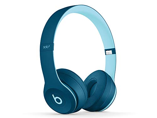Preisvergleich Produktbild Beats Solo3 Wireless On-Ear Kopfhörer - Beats Pop Collection - Pop Blau