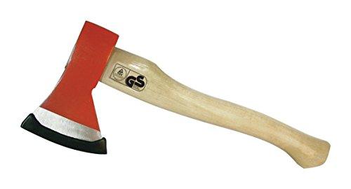 ToolTech Beil, Küchenbeil, GS-zertifiziert, 600 Gramm, 37 cm, Holz Stiel, Artikelnr. 003920   Garten > Gartengeräte > Beile   GreenTech