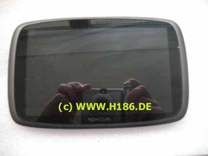 Preisvergleich Produktbild KTC Computer Technology New Black Für Tomtom GO 600 6000 Touch Screen Digitizer Glassensoren Ersatz-Panel Tablet PC mit freiem Verschiffen