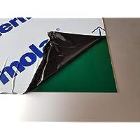 Placa aluminio verde espuma-Espesor 1.5mm-7tamaños-altura 70cm x