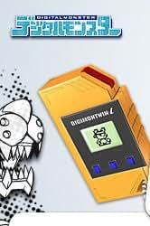 Digimon Digimon Twin L Digivice Electronic Battle Pet System
