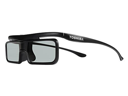Toshiba FPT-AG04, 3D-Active-Shutter-Brillen (L54-Serien-kompatibel, 2-er Pack)