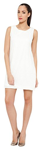TANTRA Dress9524, Robe Femme Blanc