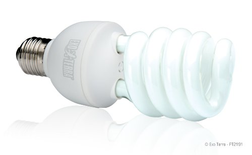 Exo Terra PT2191 Natural Light - Vollspektrum-Tageslichtlampe 25W