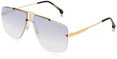 Carrera Unisex-Erwachsene 1016/S Sonnenbrille, Mehrfarbig (Gold Blck), 64