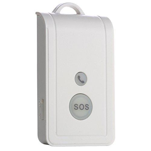 UHPPOTE GSM SIM Tarjeta Anciano ViejosMóvil Teléfono SOS Emergencia Llamada Alarma Sistema Pánico Botón