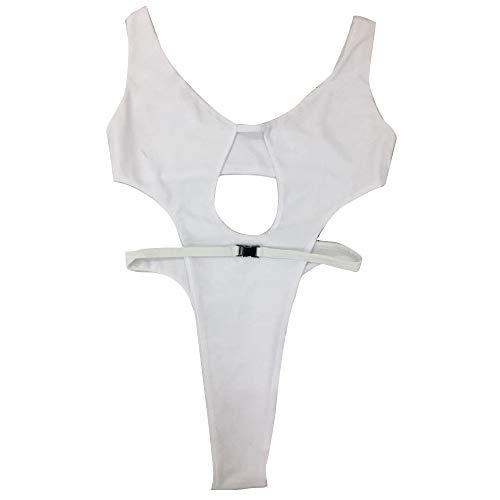 Bfmyxgs Sommermode Energetic Badeanzug Beachwear-Set für Frauen Fashion Solid Bikini Push-Up-Pad Stilvolle Badebekleidung Charming Badebekleidung Beachwear Sexy Badeanzug Bikini Tankini-Sets -