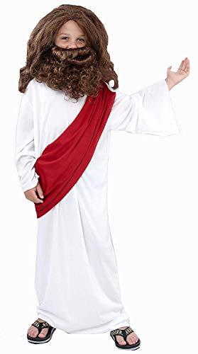 Henbrandt Kinder Fancy Dress, Weihnachten, Geburt Christi Joseph Kostüm. Schließt...