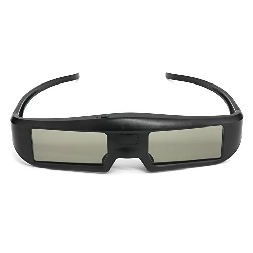 Docooler G06-BT 3D Aktive Shutter Gläser Virtual Reality Gläser Bluetooth Signal besonders für LG / Sony / Panasonic / Sharp / Toshiba / Mitsubishi / Philips / Samsung 3D TV Smart TV