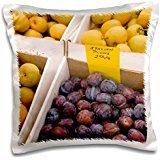 Markets - Washington, Seattle, Ballard Farmers Market, Produce 16x16 inch Pillow Case (Washington Seattle, Ballard)