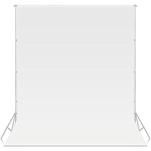 Neewer® 5,25x 10,5pies/ 1,6x3m Tela sin Tejidos Fondo para Estudio de Fotografía Auotorretrato Video
