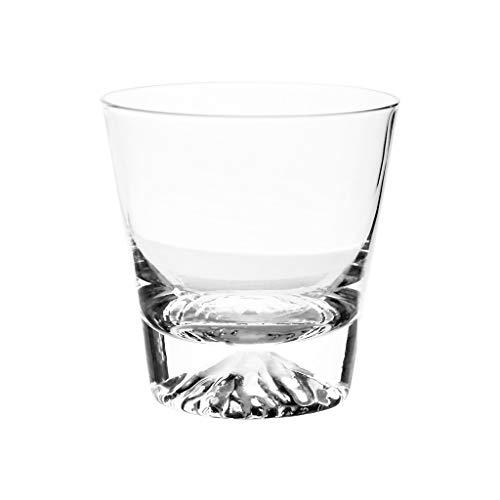 Fujiyama Verre Cristal Tasse À Eau Tasse De Ménage Tasse À Thé Résistant À La Chaleur Petit Frais Fleur De Cerisier Créatif Style Japonais
