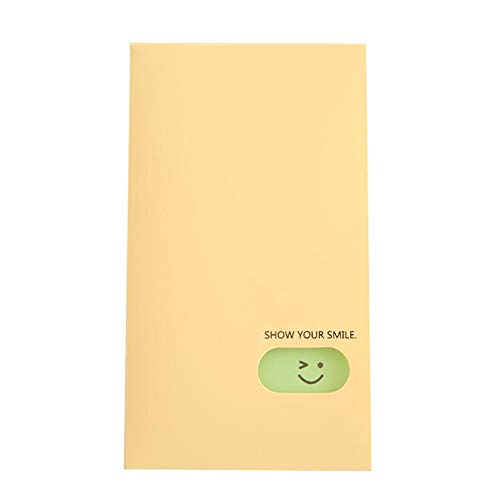 MJTCJY Neue tragbare 120 Taschen Fotoalbum BTS/EXO / Got7 Lomo-Karte Photocard Name Card ID Inhaber Student Office Name Card (Color : F) - Sch 80 Pvc-thread