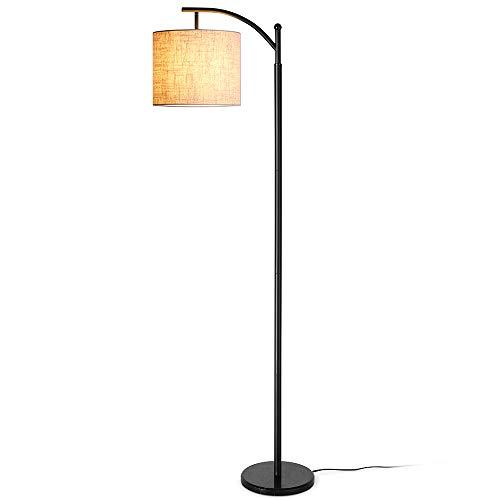 Zanflare Lampada da Terra Orientabile, Lampada da Terra Moderna, Lampada Decorativa da Terra, Lampada da Terra Classica con Lunga Durata per Soggiorno, Camera da Letto, Ufficio, ecc