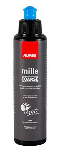 RUPES Mille Coarse Schleifpolitur Politur Autopolitur Polierpaste 250 ml