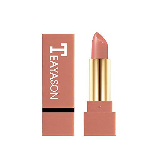 DEELIN Matte Lipstick Lippenstifte Waterproof Pigment Nude Langlebiger Lippenstift Mattes Make-up...