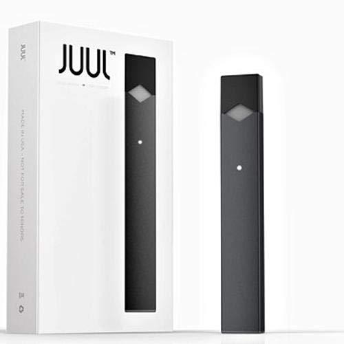E-Cigarette - JUUL - Cigarrillo electrónico recargable USB - Extra fino y liviano - Delicado diseño y recarga de la batería muy rápidamente - No contiene tabaco ni nicotina