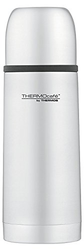 Thermos Isolierflasche Thermocafe Everyday Edelstahl, Silber, 0.35 Liter, 1643590