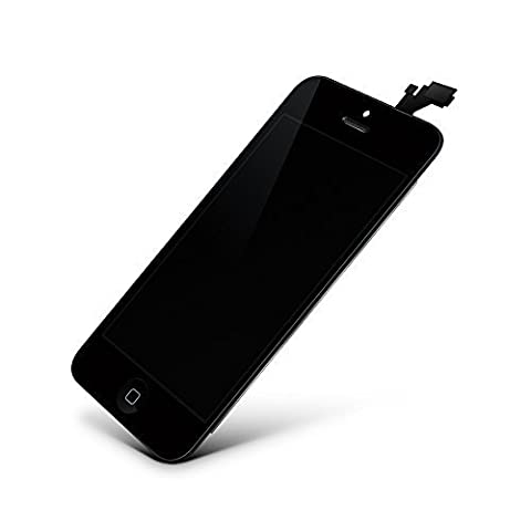 GIGA Fixxoo iPhone 5c Display schwarz LCD Ersatz Für Touchscreen