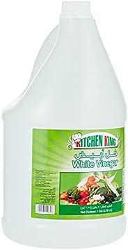Kitchen King White Vinegar, 3.78 L