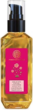 Forest Essentials Delicate Facial Cleanser Mashobra Honey, Lemon & Rose Water 13