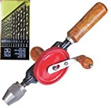 HEAVY DUTY HAND DRILL MACHINE (1/4) + 13...