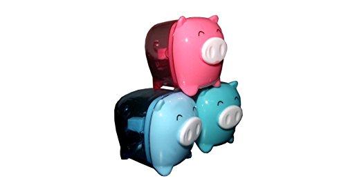 Schweinchen Spitzer, lustiges Büro Gadget oder Schultütenfüllung