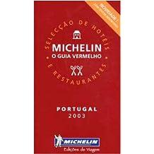 Guide Rouge : Portugal 2003 (en portugais)