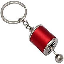 Wudi Caja de Cambios automático Creativo de Trama Manual Metal Modelo de Red de Transmisión Palanca