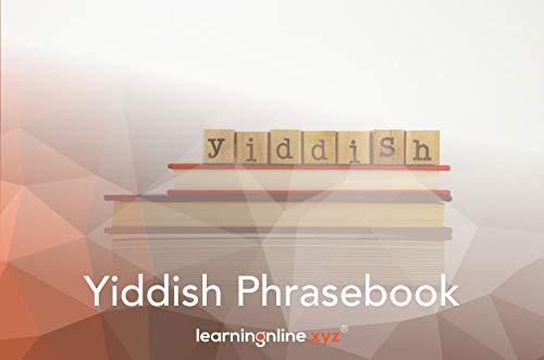 Yiddish Light Phrasebook (English Edition)