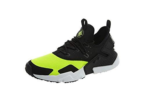 Nike Zapatillas Air Huarache Drift B-Wht 41 Negro