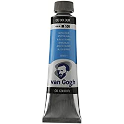 Royal Talens : Van Gogh Oil Paint : 40ml : Sevres Blue S1