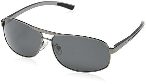 Eyelevel Herren OLYMPIA Sonnenbrille, schwarz, Einheitsgröße