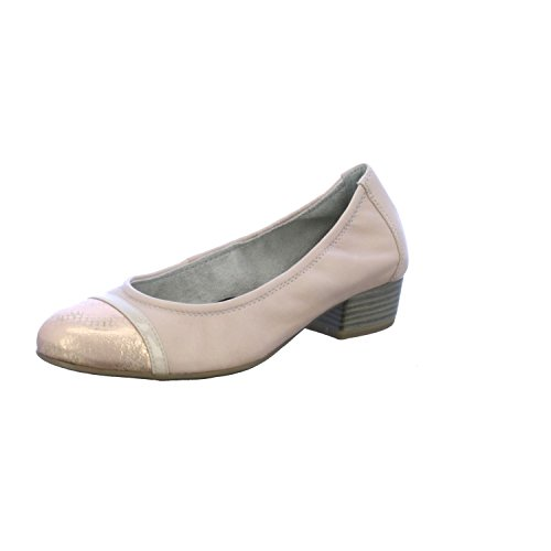 Tamaris Damen Pumps Rosa, Schuhgröße:EUR 38