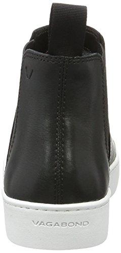 Vagabond Damen Zoe Chelsea Boots Schwarz (Black)