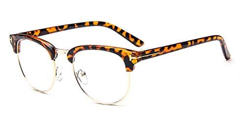 Alittle Neue Rund Metall Brillengestelle Herren Brille Ohne Stärke Metallgestell Brillenfassung Damen Herren