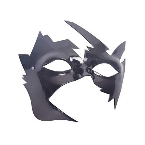 Mardi Gras - Party Retro Men Halloween Maskburnished Antique Silver Gold Venetian Mardi Gras Masquerade Ball Mask - Mask Kids Stick Paint Masquerade Girls Gras Women Party Couples Mens Blue Masc (Masquerade Mask Stick)