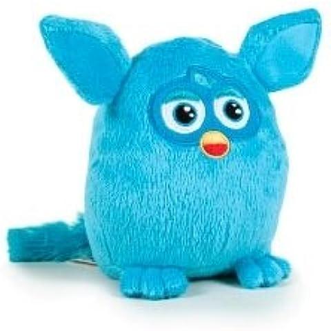 Pelcuhe Furby 18cm Calidad super soft - Color azul