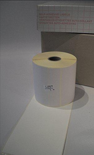 102x152 mm ThermoEtiketten Rolle mit 475 Versandetiketten DHL, DPD, GLS, UPS
