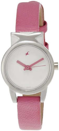 31T9oeEzWBL - Fastrack 6088SL01 Fits and Forms Women watch